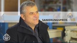 Sanierungspreis 2018 Trailer – Metall
