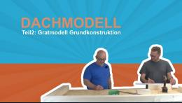 Dachmodell: Basis Gratmodell